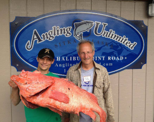 Alaskan Fisherman Reels In 200-Year-Old Rockfish