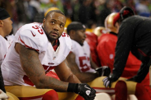 Arrest Warrant For 49ers' Ahmad Brooks Filed In Error