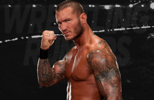 Crazed Fan Attacks Randy Orton In The Ring At WWE Event
