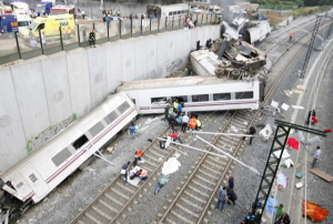 Dozens Killed In Spanish Train Crash