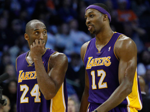 Dwight Howard Wanted Lakers To Amnesty Kobe Bryant