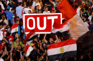 Egypt Army's Coup Ousts Mohamed Morsi