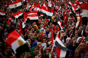 Egyptian Army Gives Morsi 48-Hour Ultimatum