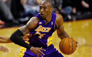 L.A. Lakers' Kobe Bryant Is The Richest In The NBA