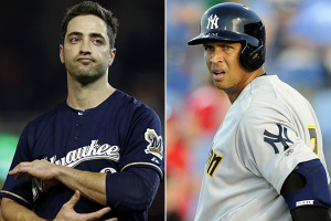 MLB Suspension Looms For Alex Rodriguez And Ryan Braun