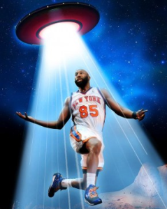 NBA Star Baron Davis Says He Was Abducted By Aliens