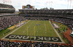 Oakland Raiders Want $800-Million Stadium