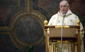 Pope Francis Says He Won't Judge Gays