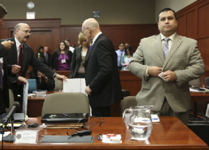 Zimmerman Trial Coming To An End