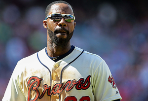 Atlanta Braves' Jason Heyward Suffers Broken Jaw After Being Hit By Pitch