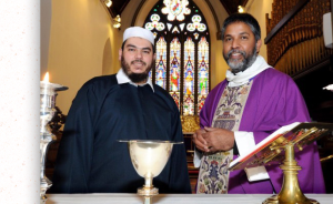 Christian Church Welcomes Muslim Worshippers