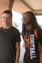 College Footballers Rewarded For Honesty Caught On Camera