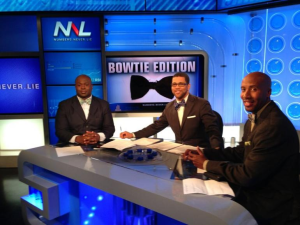 ESPN Hosts Hugh Douglas And Michael Smith Involved In Ugly Fight