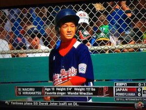 ESPN Little League World Series Coverage Features Embarrassing Gaffe