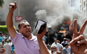 Egypt Declares State Of Emergency After Bloody Revolution Leaves 278 Dead