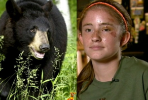 Girl Mauled By Bear Plays Dead To Survive