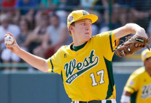 Grant Holman Throws No-Hitter In Little World Series