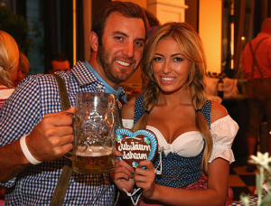 Paulina Gretzky Says 'Yes' To Pro Golfer Dustin Johnson