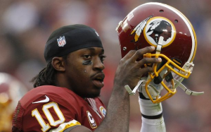 RGIII On Gay NFL Players Now Is The 'Window' To Come Out