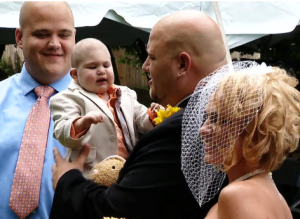 Terminally Ill Boy Dies After Serving As Best Man In Parents' Wedding