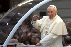 The Truth Behind Pope Francis' Statement About Gays