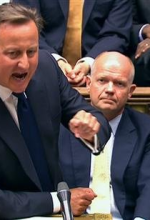 U.K. Parliament Rejects Military Strike On Syria