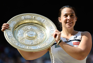 Wimbledon Champion Marion Bartoli Announces Retirement
